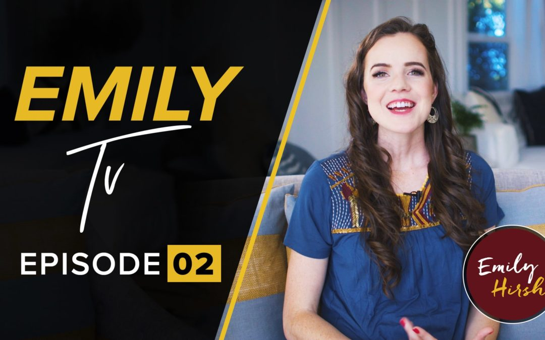 Ep 2: The 3 things I changed after giving birth that 4X'd my business revenue