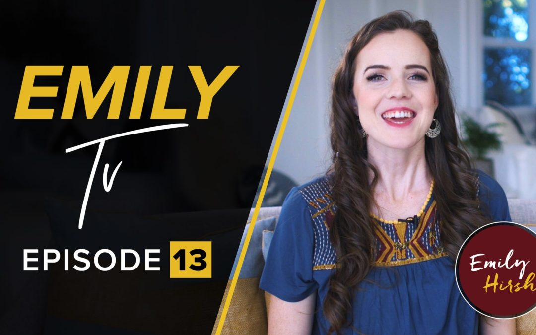 Ep. 13: My #1 tip for balancing being a mom and owning a business