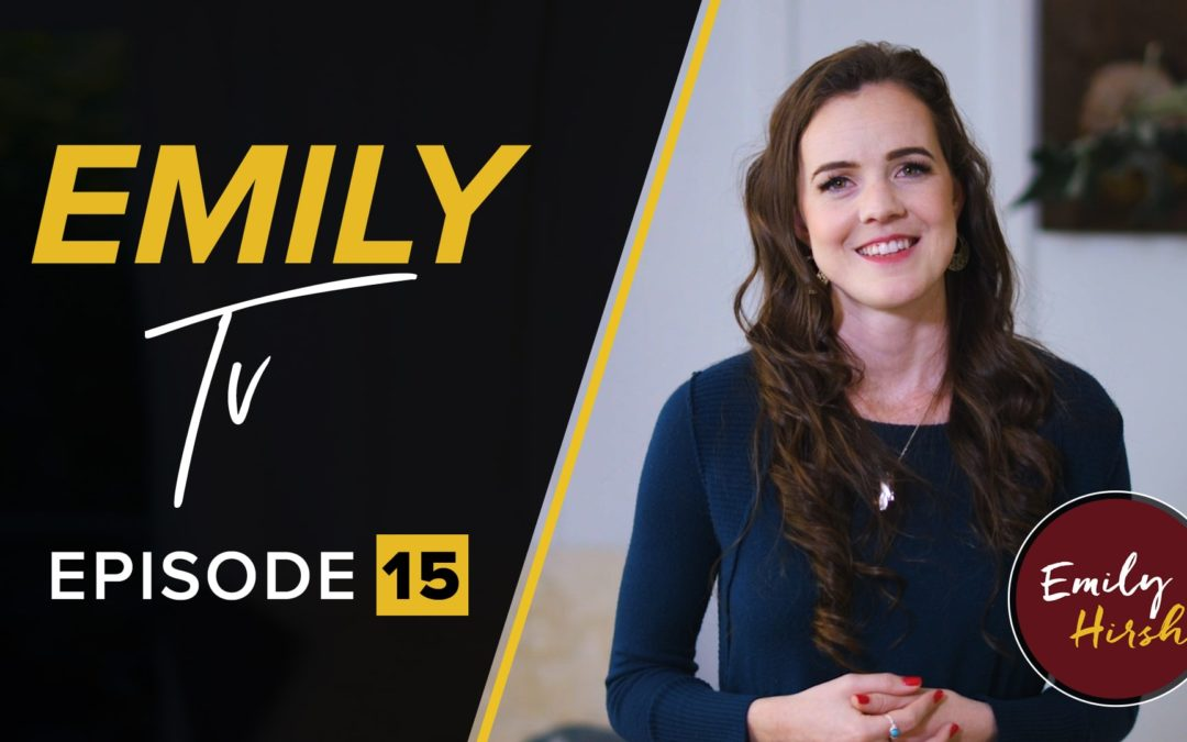 Ep. 15: Become OBSESSED with everything you love & want in life