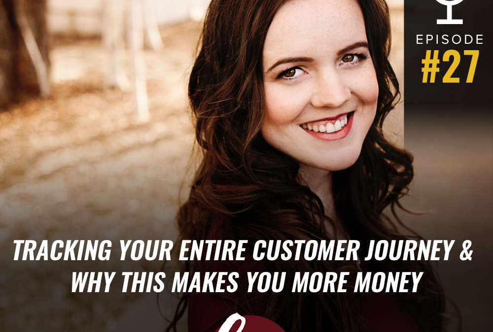 Tracking your entire customer journey (and why this makes you more money)