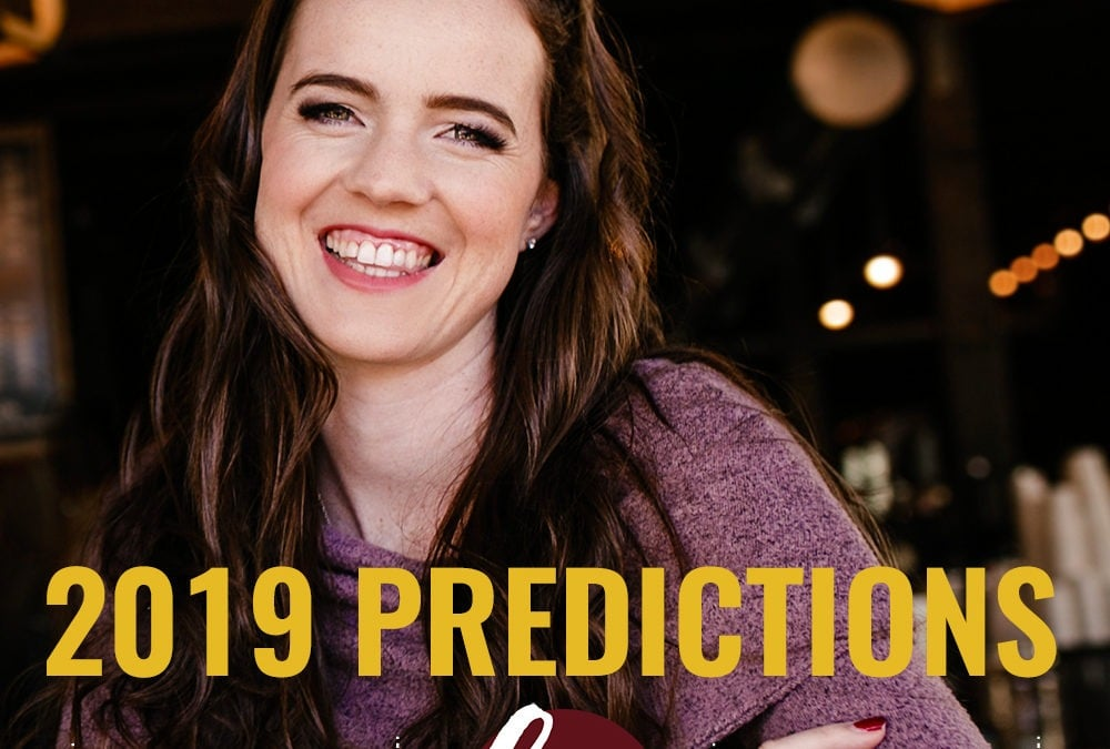 35- 2019 Predictions