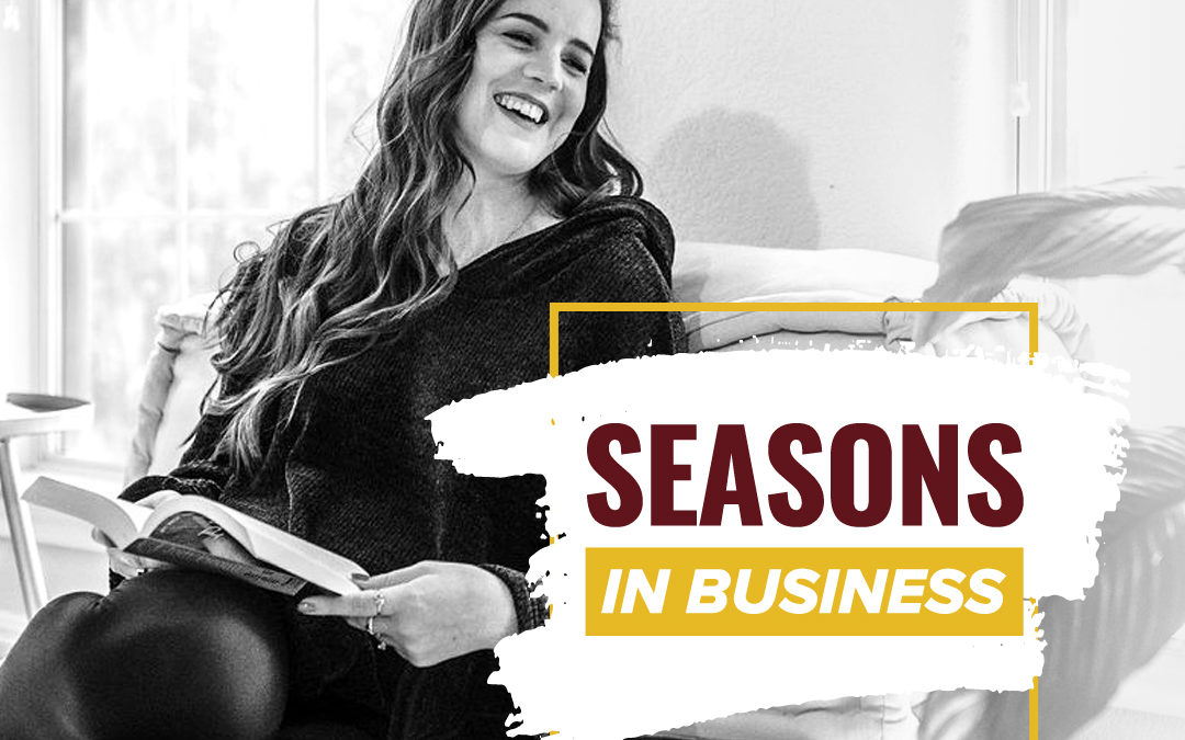 132- Seasons in business