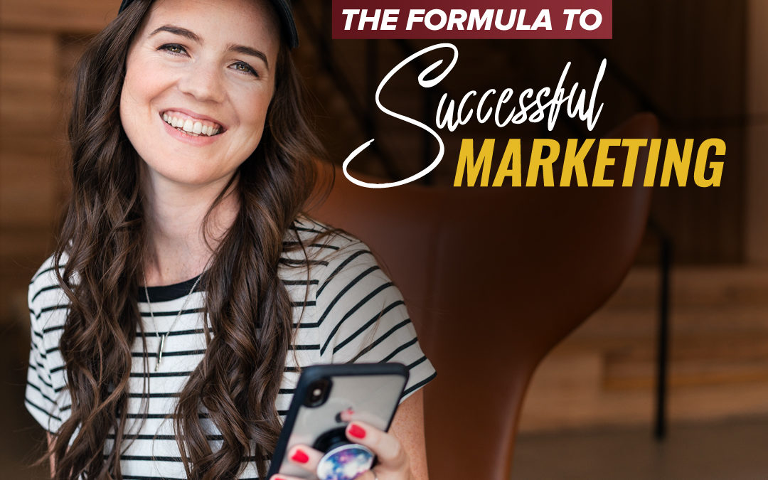 141- The formula to successful marketing