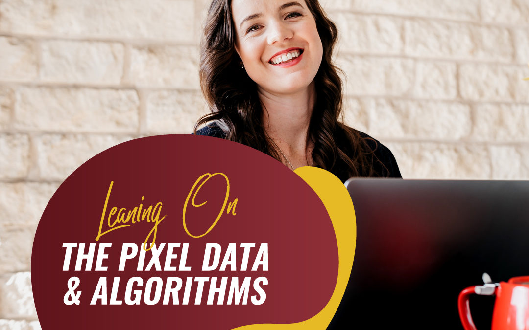 156 – Leaning On The Pixel Data + Algorithms