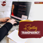 167 – Reporting Transparency