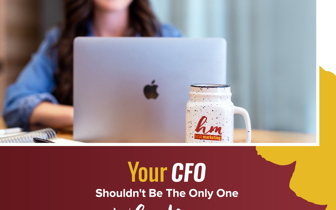 176 – Your CFO Shouldn't Be The Only One Who Knows Your Numbers