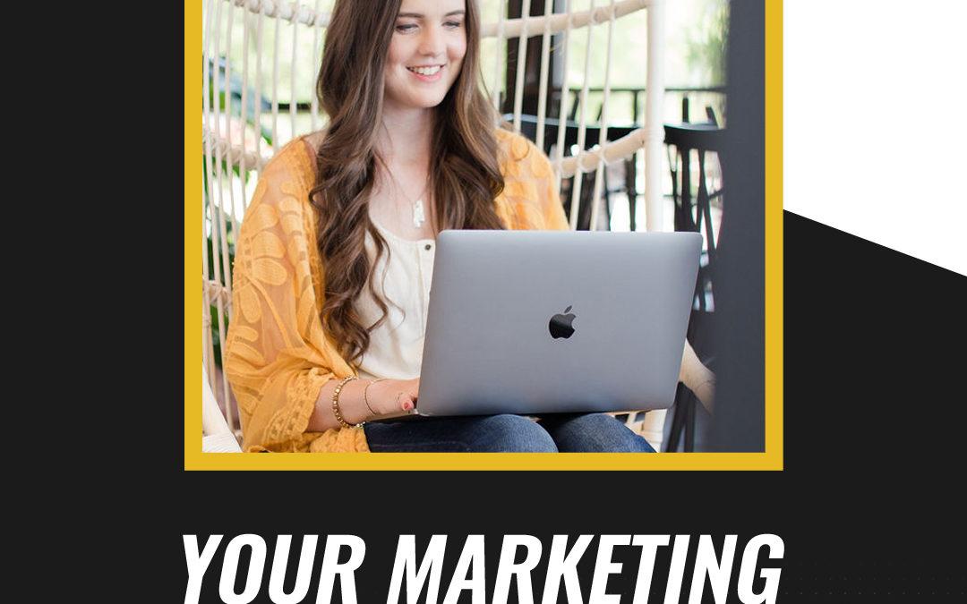 205 – Your Marketing Foundation