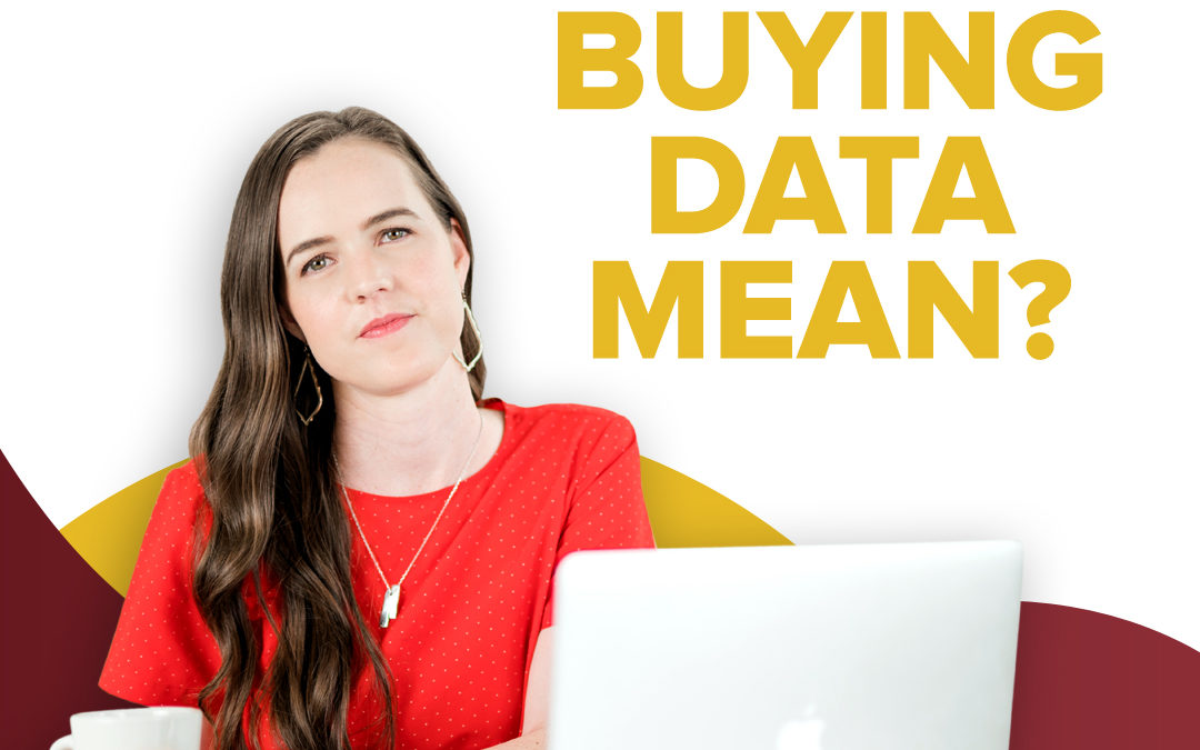 224 – What Does Buying Data Mean?