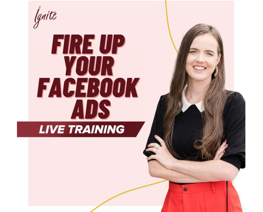 225 – Fire Up Your Facebook Ads With These Three Secrets