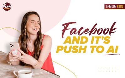 283 – Facebook And It's Push To AI